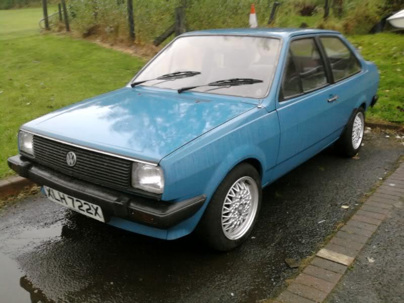 1982 Volkswagen Derby