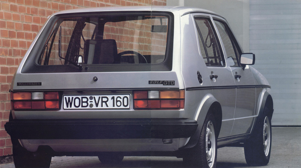 1982 Volkswagen Golf