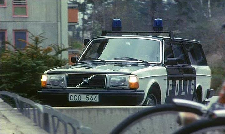 1982 Volvo 245