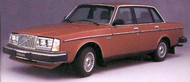 1982 Volvo 264