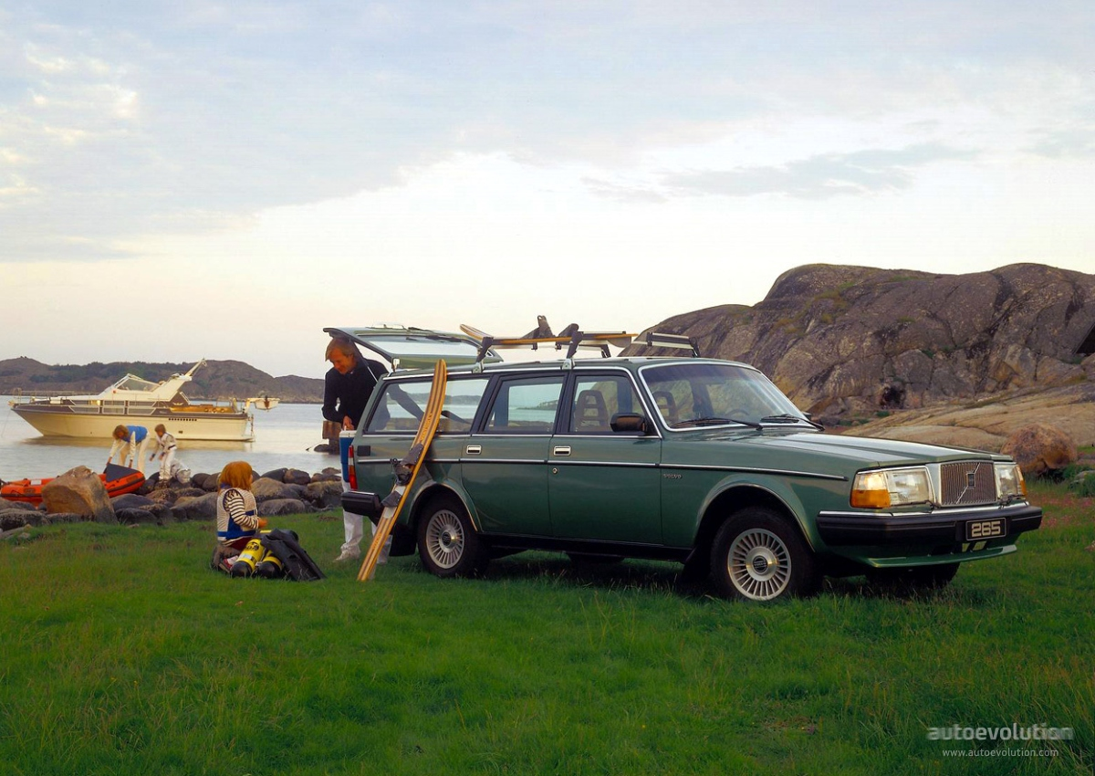 1982 Volvo 265