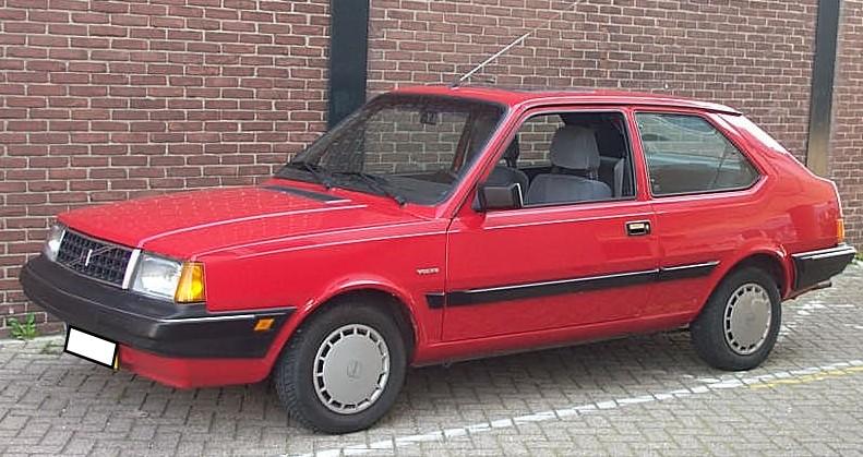 1982 Volvo 343