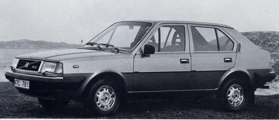 1982 Volvo 345