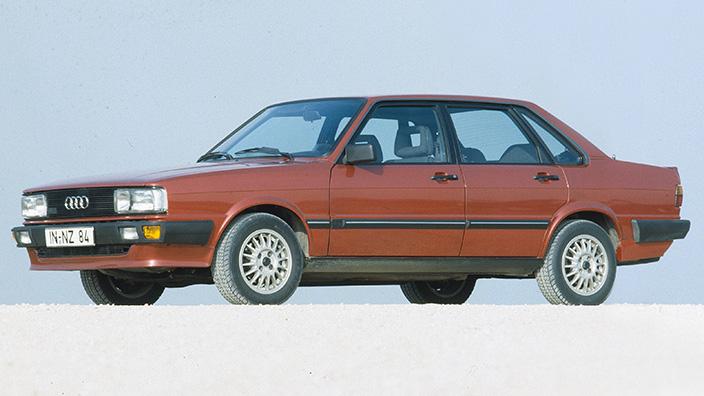 1983 Audi 80