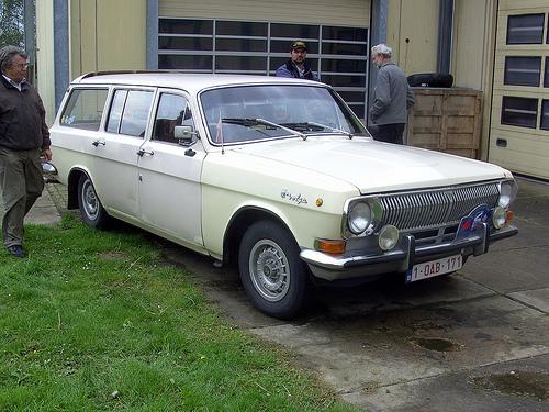 1983 GAZ M24 Volga