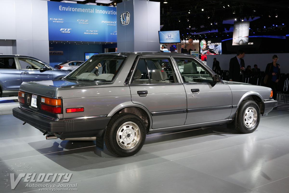 1983 Honda Accord