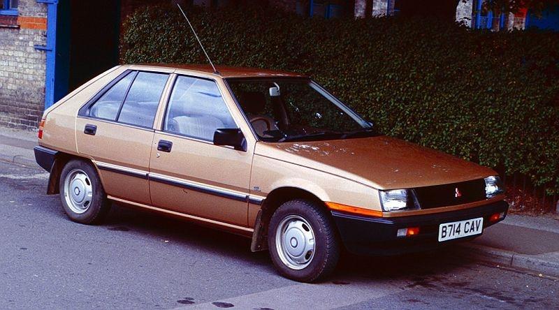 1983 Mitsubishi Colt