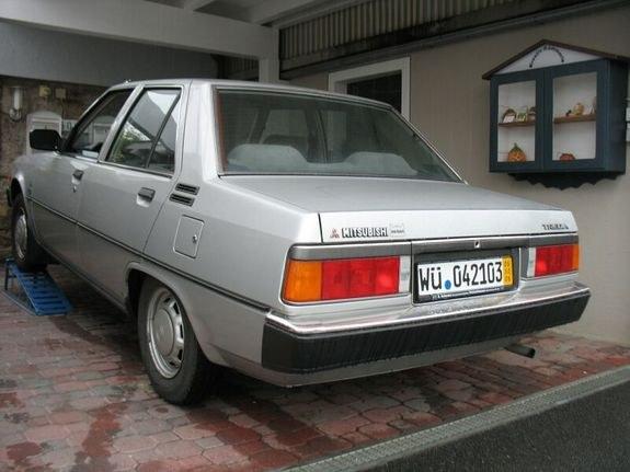 Mitsubishi Tredia on Mitsubishi Starion Parts