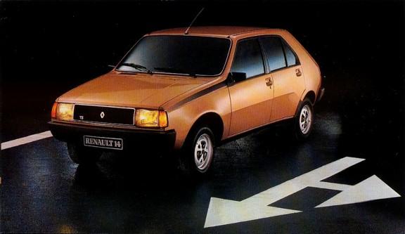 1983 Renault 14