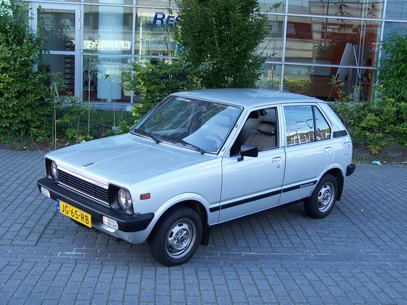1983 Suzuki Alto