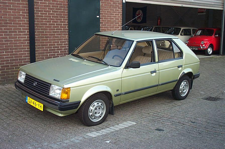 1983 Talbot Horizon