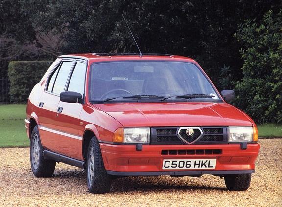 1984 Alfa Romeo 33