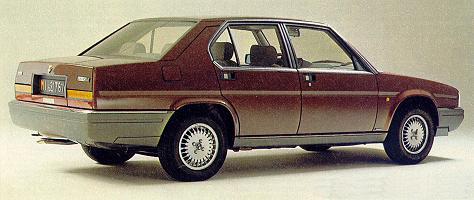 1984 Alfa Romeo 90