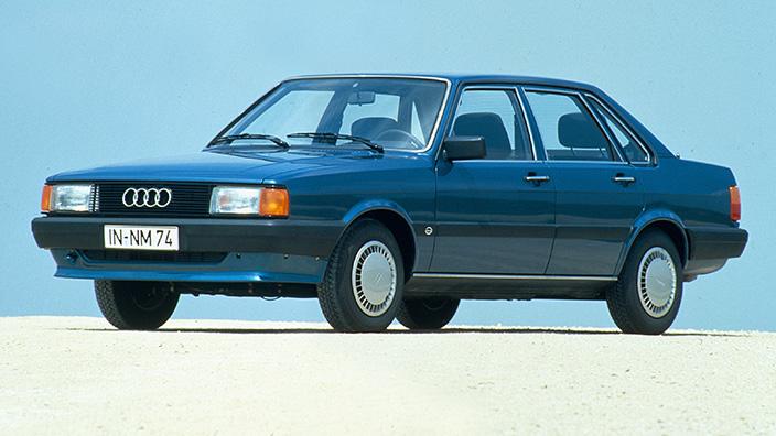 1984 Audi 80