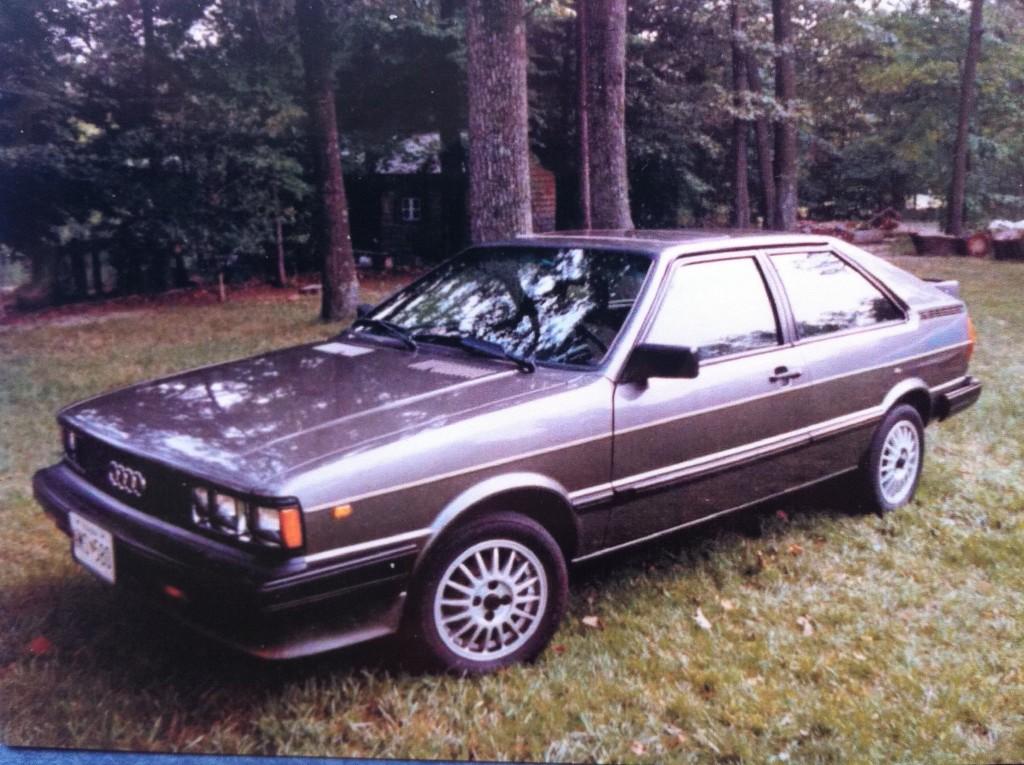 1984 Audi Coupe  Partsopen