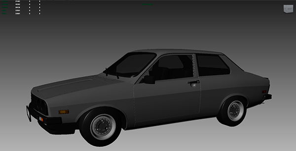 1984 Dacia 1300-1410