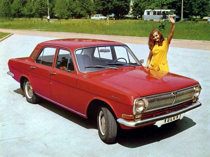 1984 GAZ M24 Volga