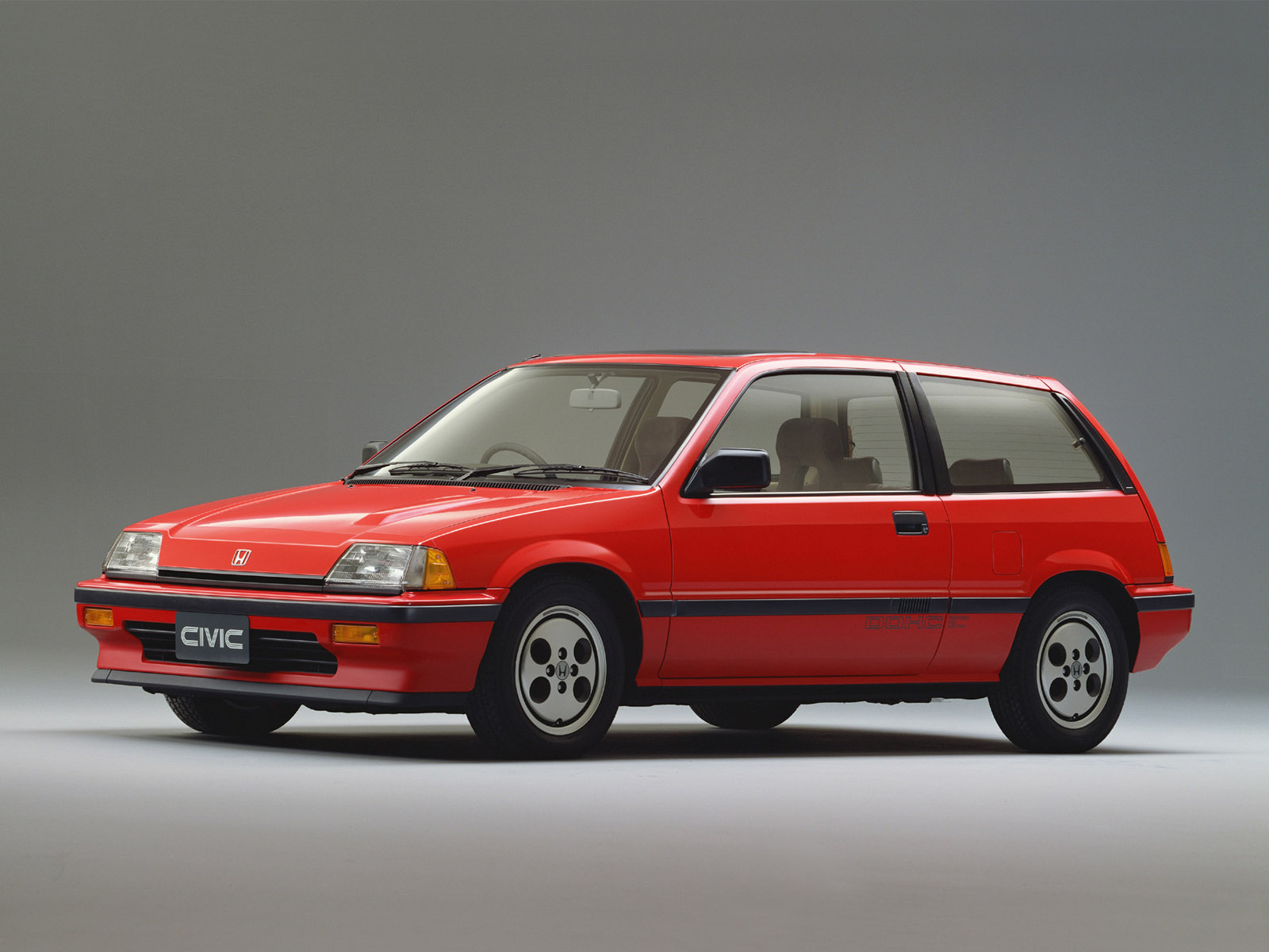 1984 Honda Civic