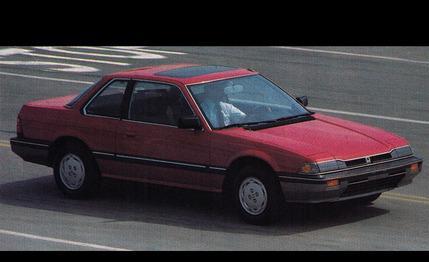 1984 Honda Prelude