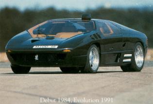 1984 Isdera Imperator