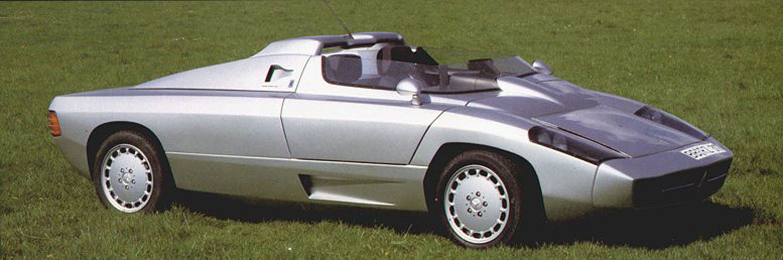 1984 Isdera Spyder