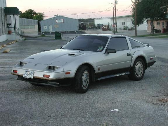 1984 Nissan 300 ZX