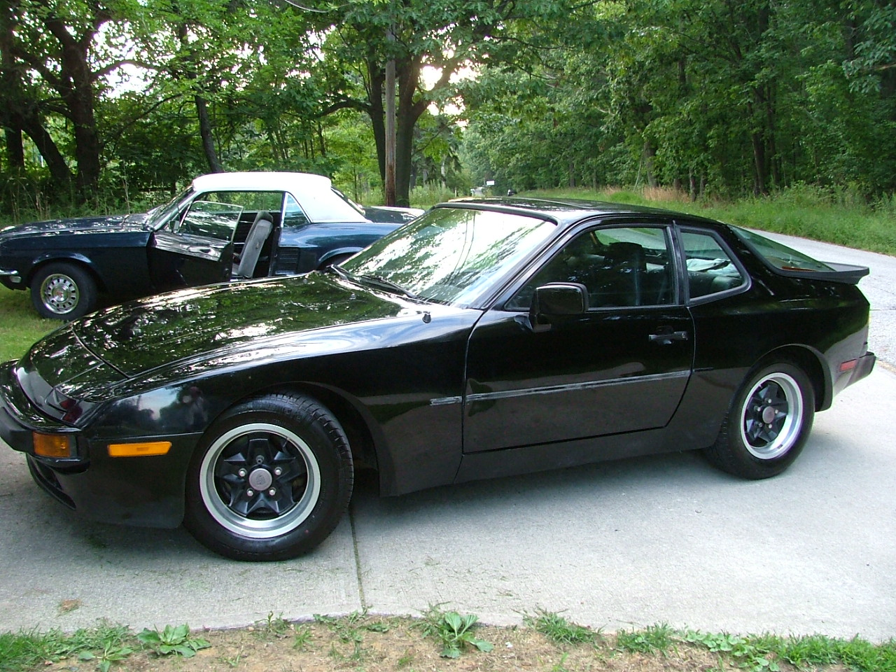 How To Change A 1984 Porsche 944 Dipped Beam Replacement