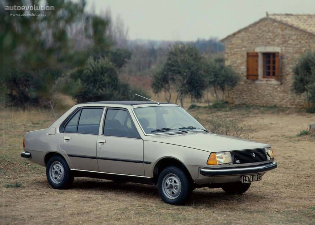 1984 Renault 18
