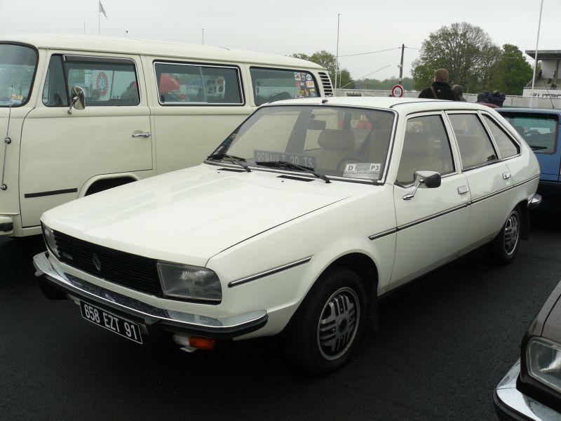 1984 Renault 20