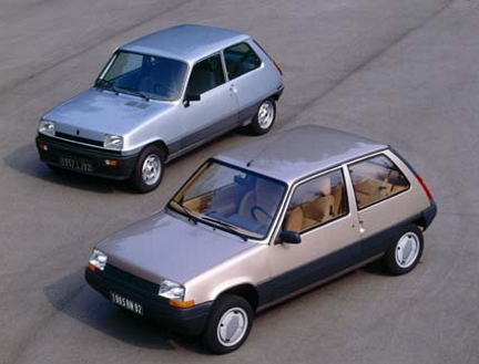 1984 Renault 5