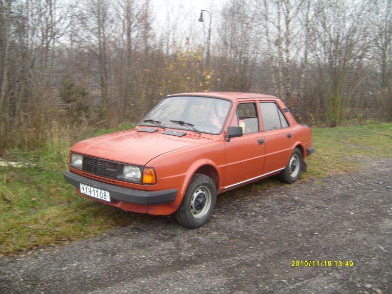 1984 Skoda 105