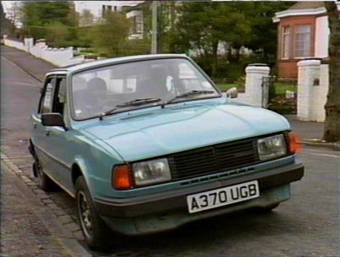 1984 Skoda 120