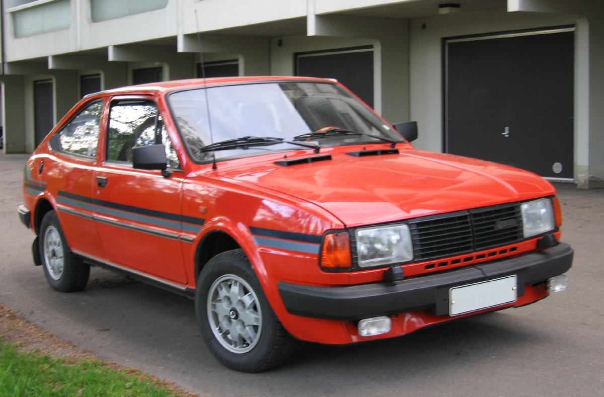 1984 Skoda 125