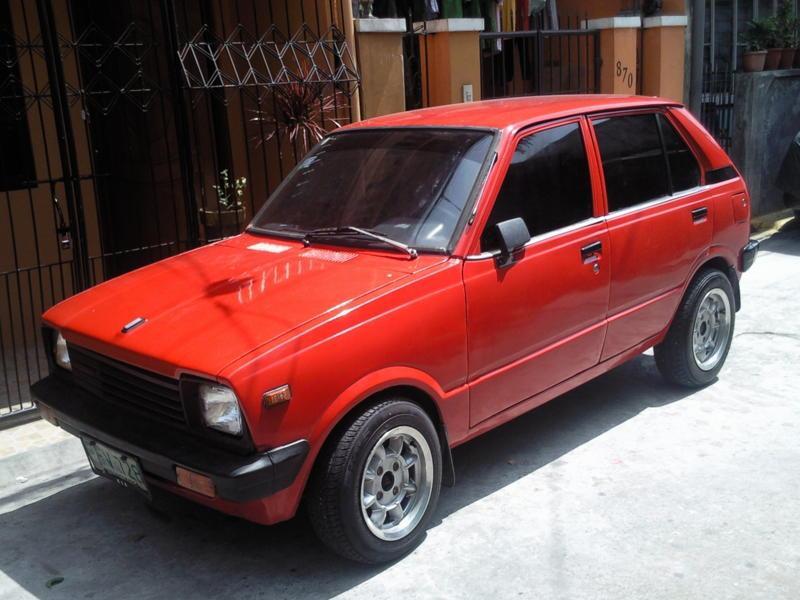 1984 Suzuki Alto