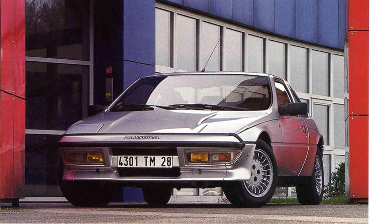 1984 Talbot Murena
