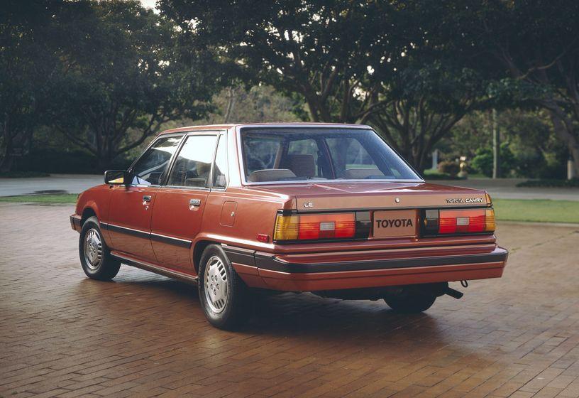 1984 Toyota Camry - Partsopen
