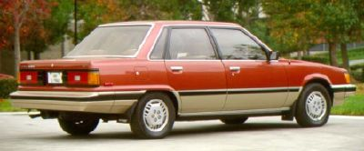 1984 Toyota Camry
