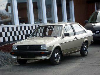 1984 Volkswagen Derby