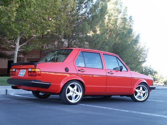 1984 Volkswagen Jetta