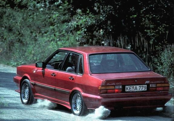 1985 Audi 80 - Partsopen