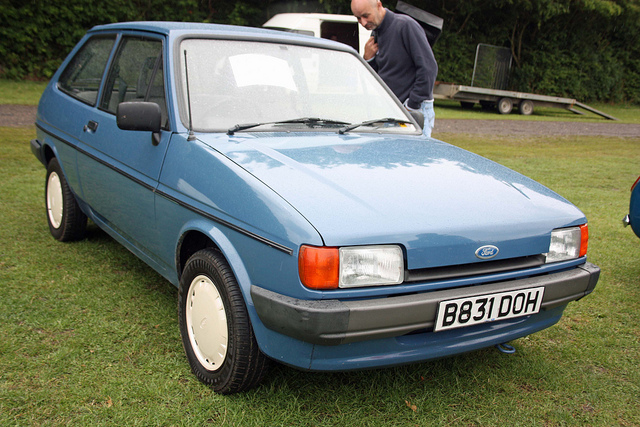 Ford Fiesta on Audi 3 2 Engine Parts List