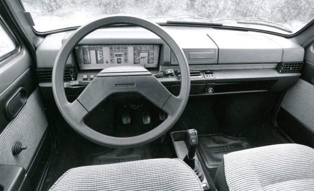 1985 Innocenti Mini Partsopen