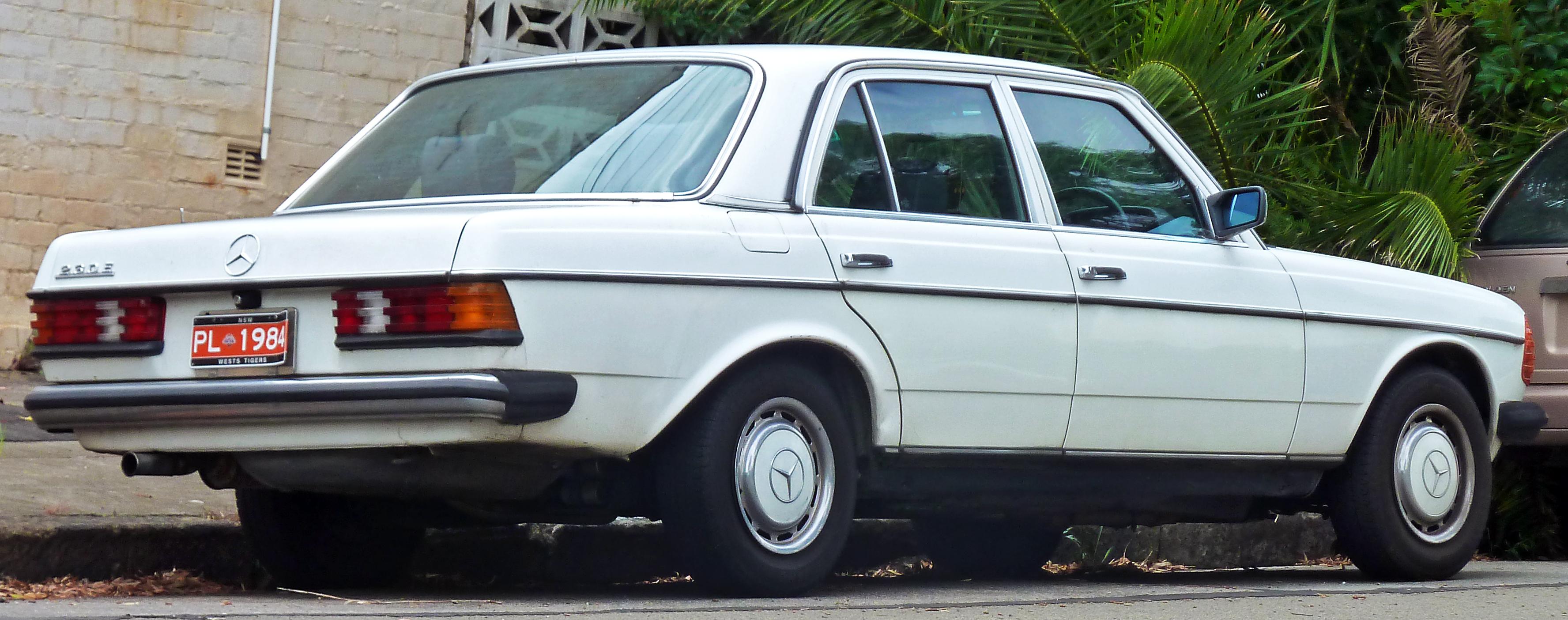 1985 Mercedes W123 E Partsopen Benz 230ce Fuel Filter Src