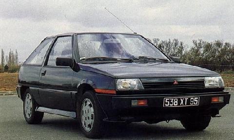 1985 Mitsubishi Colt