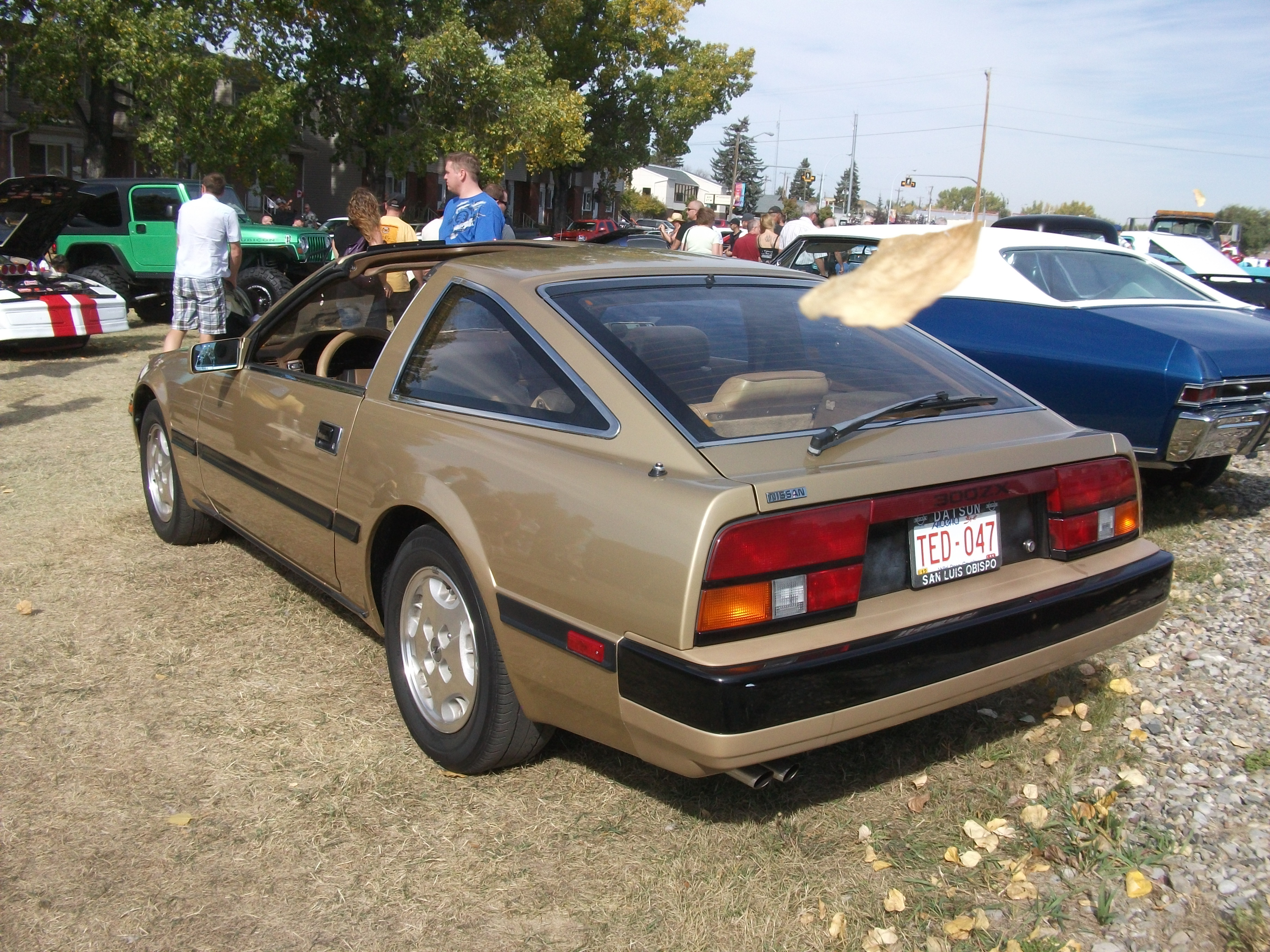 1985 Nissan 300 ZX