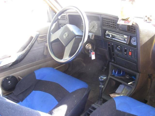 1985 Opel Ascona