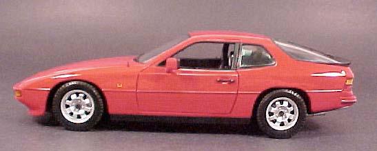 1985 Porsche 924