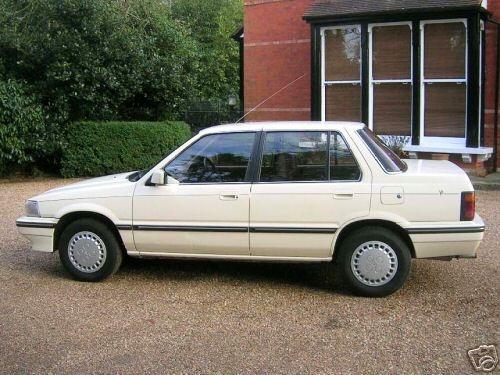1985 Rover 200