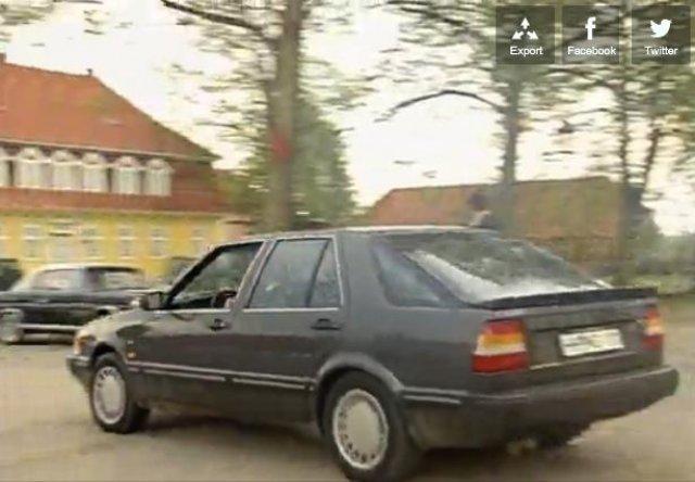 1985 Saab 9000