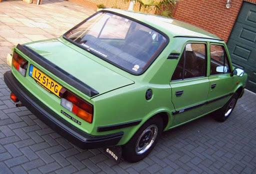 1985 Skoda 105